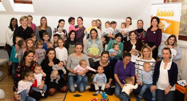 Centar Fenix svjetska sedmica dojenja 2017